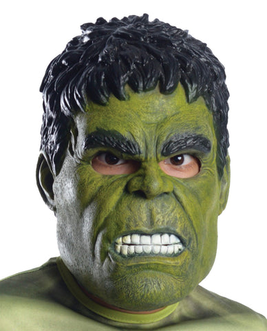 Hulk Child 3-4 Mask - Child - Willow Manor Shop