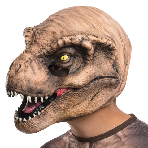 T Rex 3-4 Mask - Child - Willow Manor Shop