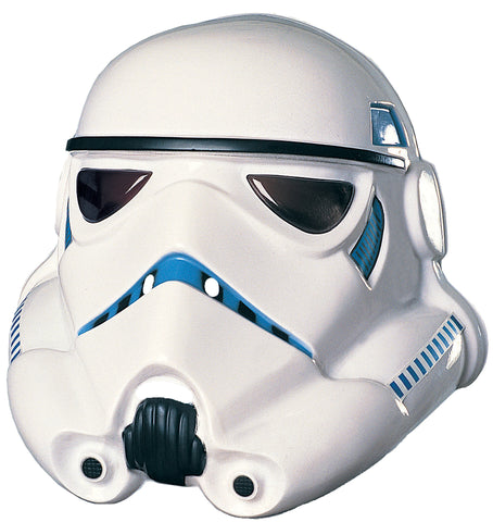 Stormtrooper 3-4 Adult Mask - Willow Manor Shop