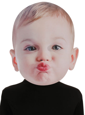 Baby Kissing Face Mask - Willow Manor Shop