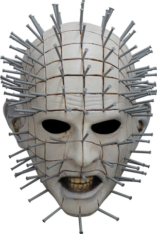 Hellraiser Pinhead Mask - Willow Manor Shop