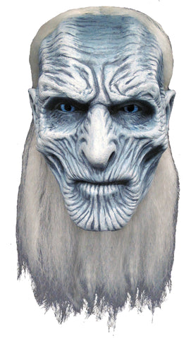 Game of Thrones White Walker Mask - Willow Manor Shop