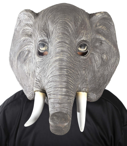 Elephant Latex Mask