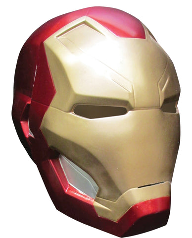 Iron Man 2 Piece Mask - Willow Manor Shop