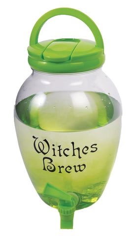 Witch's Brew Drink Dispenser - Willow Manor Shop