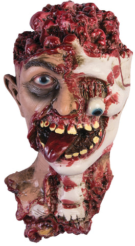 Rotted Zombie Head - Willow Manor Shop