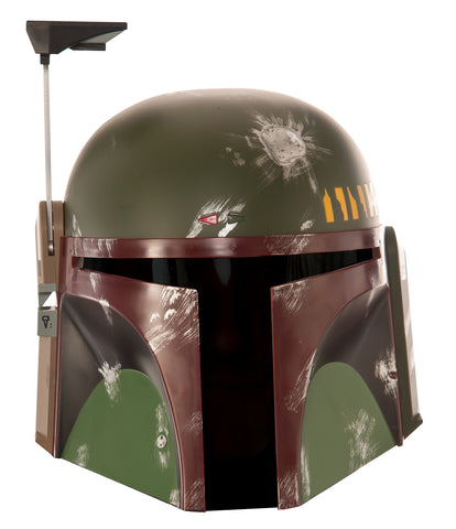 Classic Boba Fett Mask - Willow Manor Shop