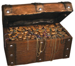 "49"" Pirate Treasure Chest - Willow Manor Shop"