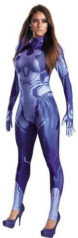 Cortana Adult Bodysuit MED - Willow Manor Shop