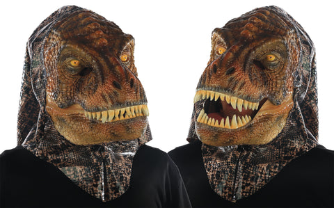 Animated T Rex Mask - Willow Manor Shop