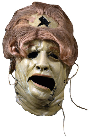 Grandma Texas Chainsaw 1974 Mask - Willow Manor Shop