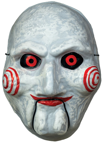 Billy Puppet Vacuform Mask - Willow Manor Shop