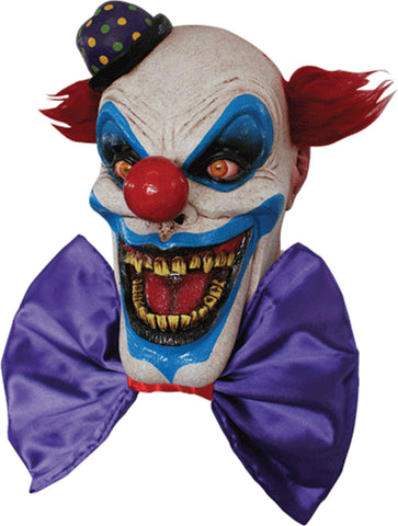Chompo The Clown Mask - Willow Manor Shop