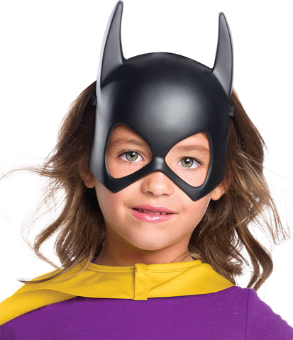 Batgirl Plastic Mask - Child - Willow Manor Shop