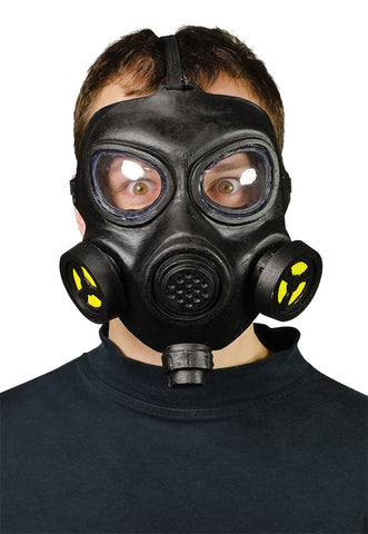 HazMat Gas Mask - Willow Manor Shop