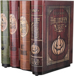 Haunted Moving Books - Animated - Willow Manor Shop