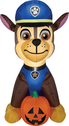 Paw Patrol Chase - Inflatable - Willow Manor Shop