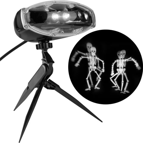 Flutter Skeleton Spot Light Projector - Willow Manor Shop