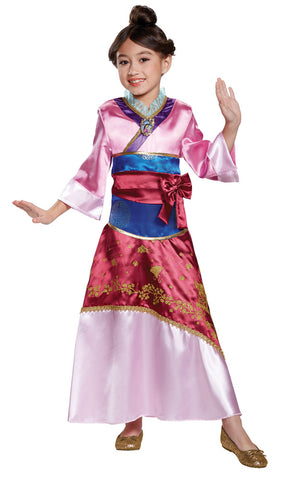 Deluxe Mulan 3-4T - Willow Manor Shop