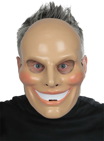 Sinister Smiley Mask - Willow Manor Shop