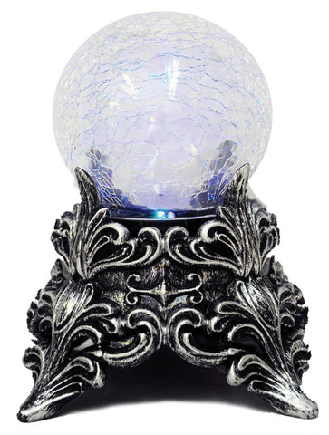 Mystic Crystal Ball - Lighted - Willow Manor Shop