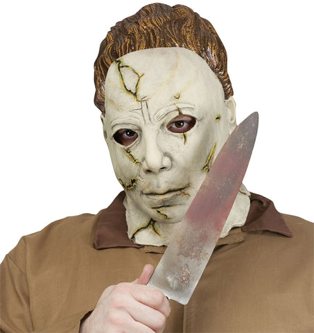 Michael Myers Mask & Knife Set - Willow Manor Shop