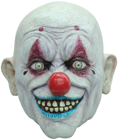 Crappy The Clown Mask - Willow Manor Shop