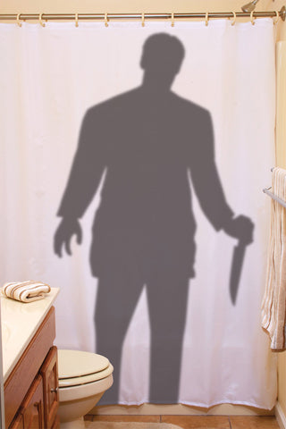 Stalker Shower Curtain - Willow Manor Shop