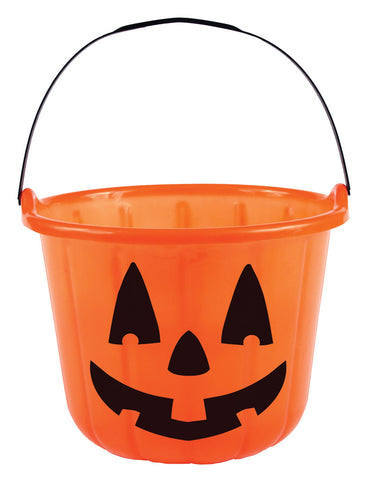 Pumpkin Bucket Pail - Willow Manor Shop