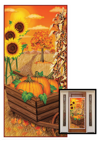Fall Door Cover - Willow Manor Shop