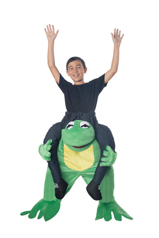 Carry Me Frog - Child - Willow Manor Shop