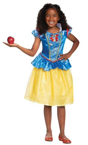 Snow White Classic 3t-4t - Willow Manor Shop