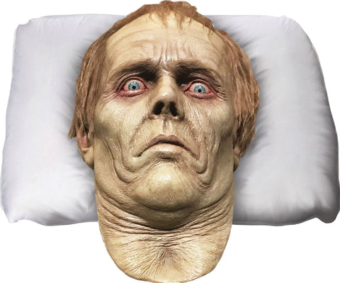 Roger Zombie Head Pillow Prop - Willow Manor Shop