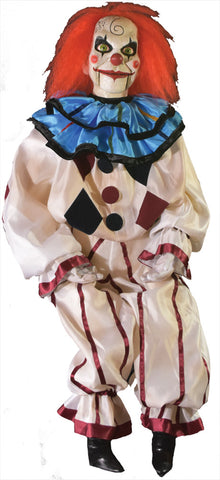 Dead Silence 2 Clown Puppet Prop - Willow Manor Shop
