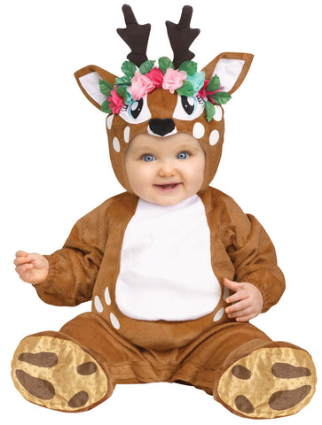 Oh Deer Baby Reindeer 3t-4t - Willow Manor Shop