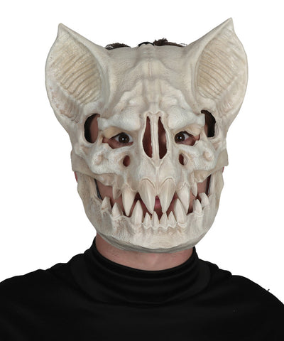 Moving Mouth Skull Mask - Willow Manor Shop