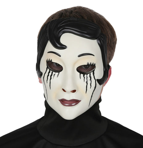 Emo Girl Goth Beauty Mask - Willow Manor Shop