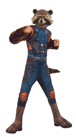 Rocket Raccoon Avengers 4 - Child Large
