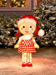 "18"" Rudolph Island of Misfit Toys - Sally - Willow Manor Shop"