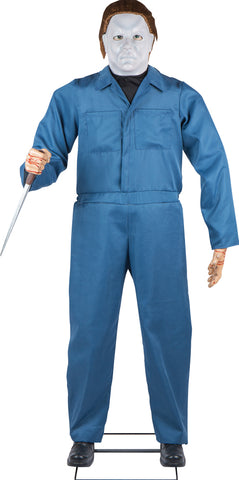 Life Size Michael Myers - Animated - Willow Manor Shop