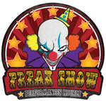 FREAK SHOW Sign - Metal - Willow Manor Shop