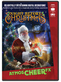 ATMOSCHEER NIGHT BEFORE CHRISTMAS PROJECTOR DVD - Willow Manor Shop