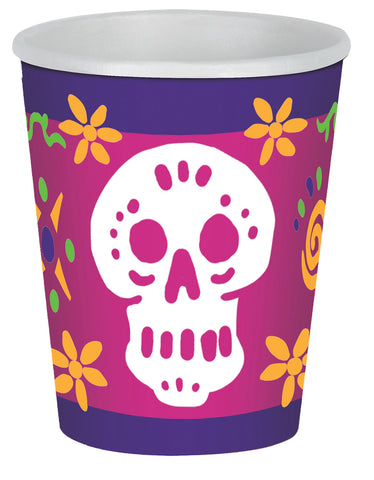 Day of the Dead - Cups - Willow Manor Shop