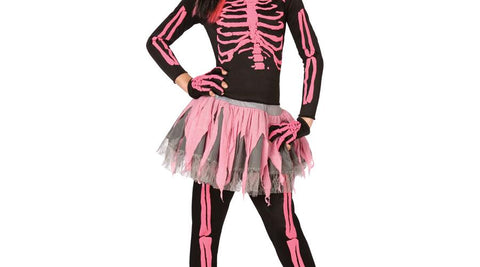 Skeleton Punk Pink - Willow Manor Shop