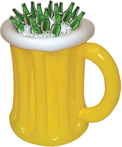 St. Patricks Day Beer Stein Inflatable Cooler