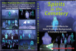 Spirits in the Cemetery - Projection DVD - Willow Manor Shop