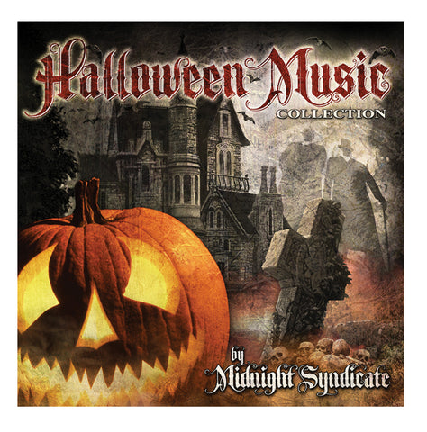 Midnight Syndicate - 13th Anniversary Collection CD - Willow Manor Shop