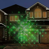 RED GREEN ANIMATED LASER LIGHT PROJECTOR - BUY 2 GET 1 FREE! - Willow Manor Shop