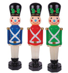 "42"" Toy Soldier Blow Mold - Lighted"