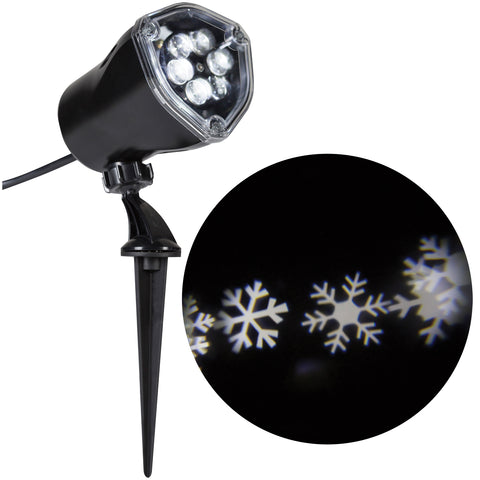 SNOW FLURRY LIGHTSHOW PROJECTION LIGHT